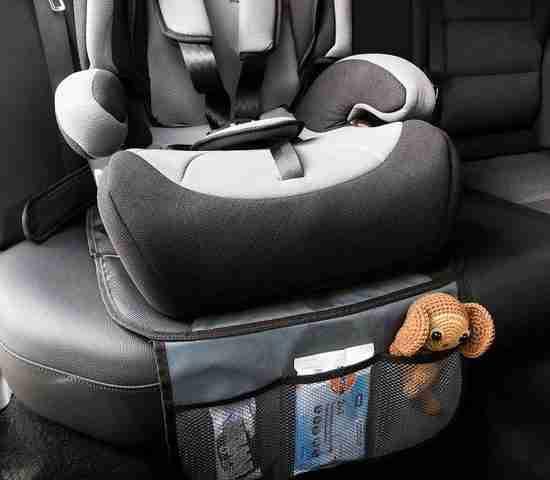 onderlegger autostoel