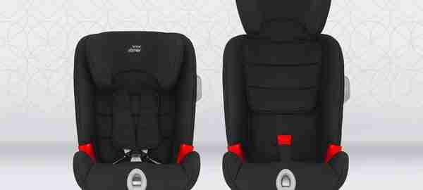 Autostoel groep 2