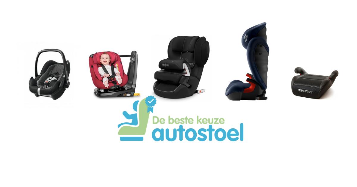 Kinderstoel 6 Jaar.Beste Autostoel Welke Is Als Best Getest En Goed Voor Mijn Kindje