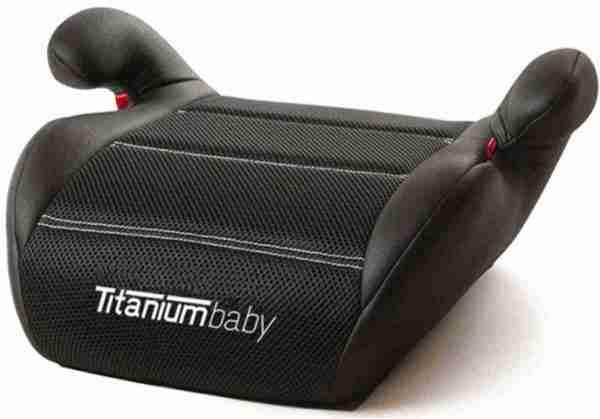 Titaniumbaby booster seat Finn Groep 2,3