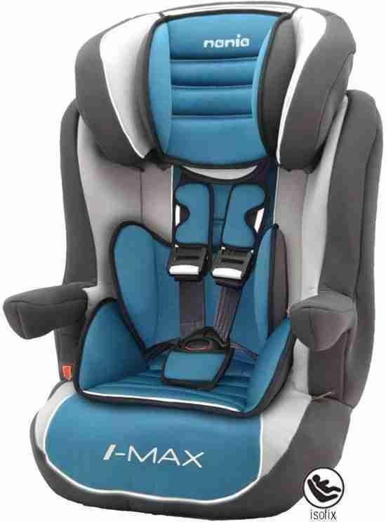 Nania Imax meegroei autostoel