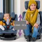 Meegroei autostoel, de beste op een rij