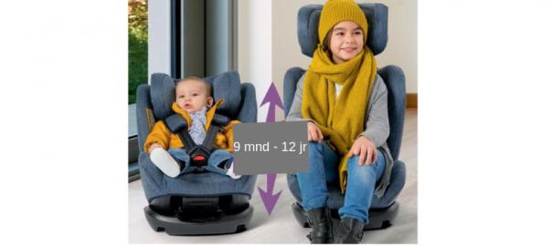 meegroei autostoel