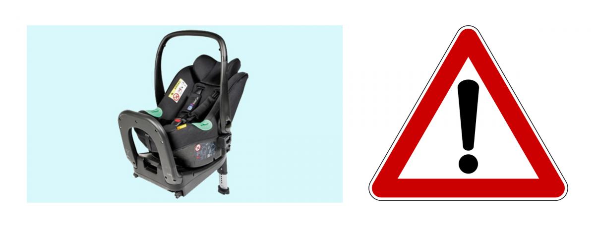 chicco autostoel test slecht
